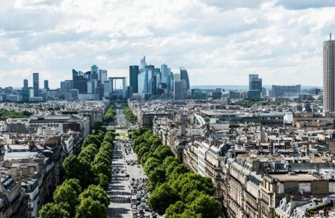 Immobilier en Île-de-France a connu la croissance la plus insignifiante
