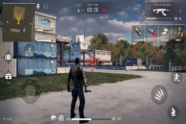 Jeux vidéos : Free Fire Battlegrounds fait son entrée dans les tops !